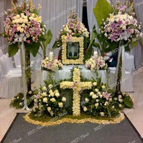 Florist Jual Bunga Papan Duka cita Melayani 24 Jam