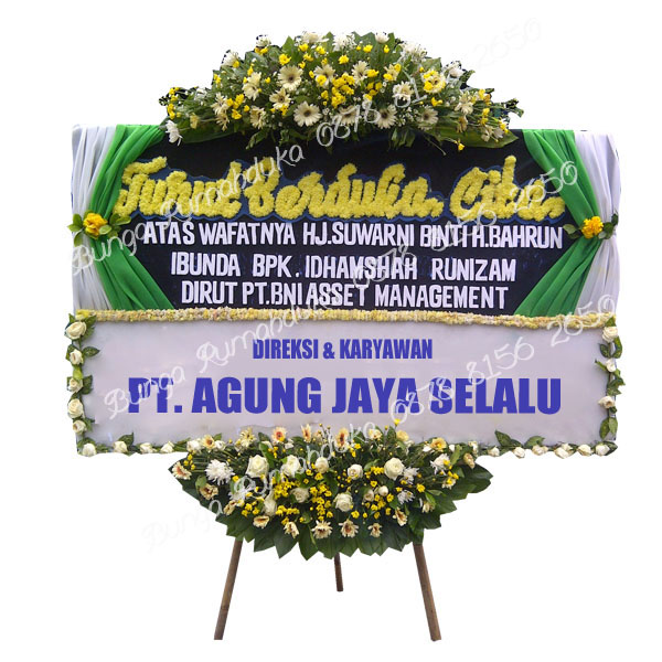 Karangan Bunga Rumah Duka Husada Jakarta Barat