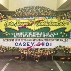 rumah duka jabar agung jelambar Florist Menjual Bunga Papan Condelence Terbagus, Murah