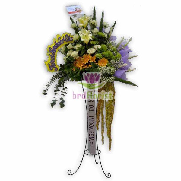 Standing flower duka cita