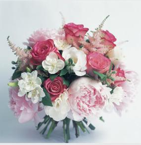 merangkai bunga 4
