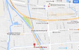 Alamat rumah duka jabar agung jelambar map