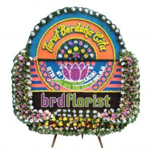Jual bunga papan duka ukuran besar