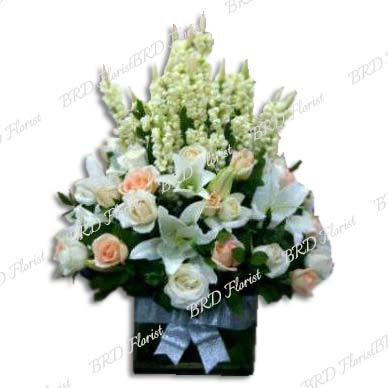 Jual Bunga Rumah Duka Abadi