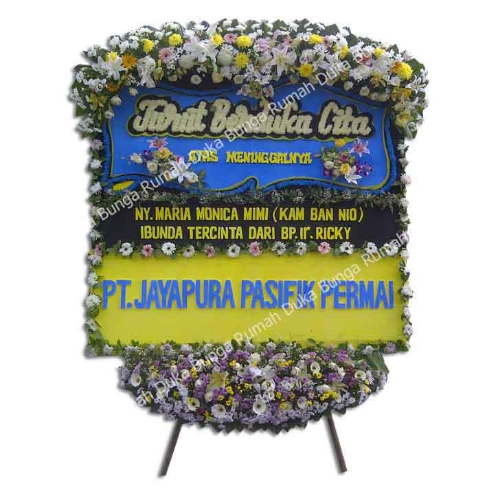 Karangan Bunga Rumah duka Heaven